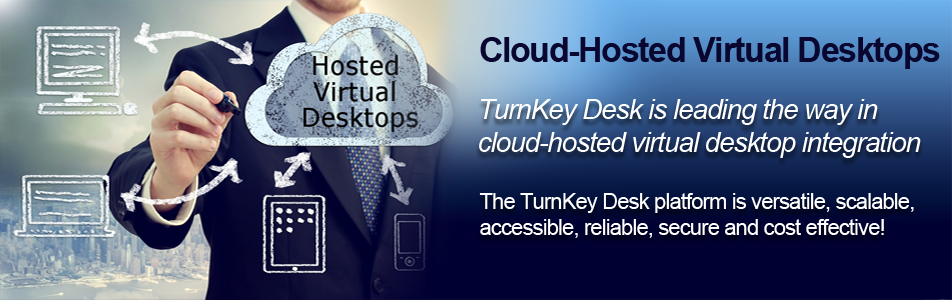 Virtual Desktops Hosted in the Cloud - VDI in the Cloud